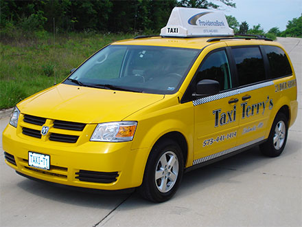 Taxi Terry's - Columbia's Premier Taxi Service