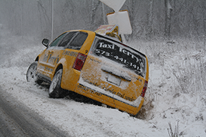 Taxy Terry's - Columbia's Premier Taxi Serice - Inclement Weather Snow Ice Sleet 300